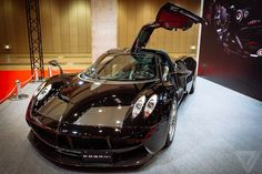 """The Pagani Huayra, Top Gear's reigning """"Hypercar of the Year."""""""