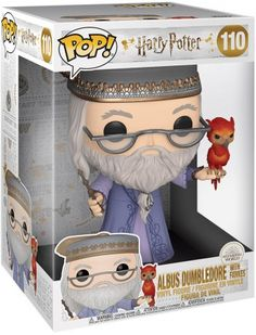 Harry Potter Albus Dumbledore with Fawkes at Best Buy. Harry Potter Quidditch, Harry Potter Film, Harry Potter Pop Vinyl, Objet Harry Potter, Funko Pop Harry Potter, Albus Dumbledore, Severus Snape, Draco Malfoy, Figurine Pop Harry Potter