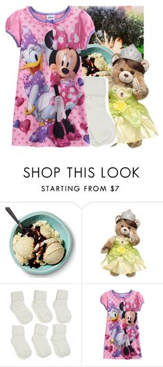 """""""Lil Mama's"""" by wottice19 on Polyvore featuring beauty, Champion, Jefferies Socks and Disney"""