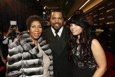 Aretha Franklin with Ice Cube #ArethaSings