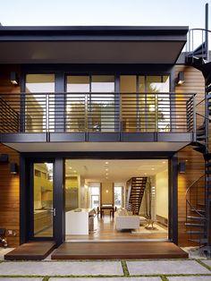 Hill Street Residence - modern - exterior - san francisco - John Maniscalco Architecture
