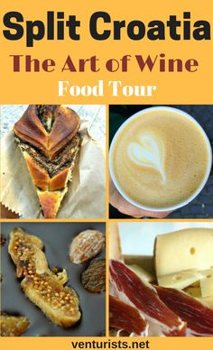 A food walking tour of Split, Croatia. Get the best tastes of Split while touring the historic city center with a local. And get fantastic ideas of what to do and see during your stay. Click to find out more!