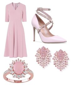 """""""Untitled #48"""" by ccrc on Polyvore featuring Valentino and Alexander Laut"""
