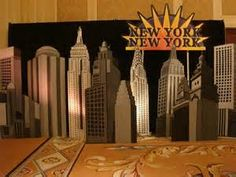 New York City skyline prop - Yahoo Image Search Results