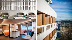 Legend Reborn as Design Hotel: Atlantis by Giardino Opens in Zurich
