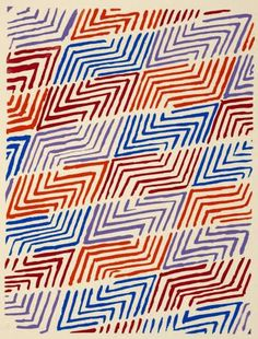Sonia Delaunay. Can't wait to see this exhibit at the Cooper Hewitt!