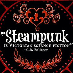 Steampunk quote