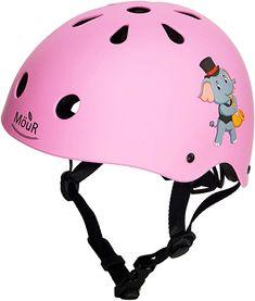 3-8 Jahre alt Lucky-M Kinder Schutzausr/üstung Set Jungen M/ädchen Fahrradhelm Sicherheit Pads Set f/ür Roller Roller Skateboard Fahrrad Rot