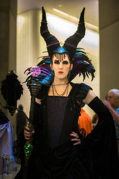 Maleficent - The Dragon*Con 2013 Cosplay Gallery (550+ Photos) - Tested