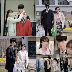 Every guy's worst nightmare...SHOPPING! Will Ahn Jae Hyun survive? Don't miss his date at the mall with Gu Hye Sun in 'Blood' http://www.dramaboss.com/blood-episode-11