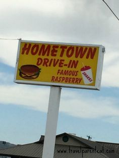 home town drive in