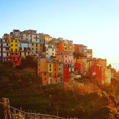 Italy road trip - headed to the North: Pisa, Cinque Terre, Genoa and Milan