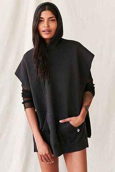 Urban Renewal Remade Side Slit Sweatshirt