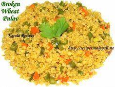 Veggie Bulgur Pilaf