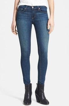 rag & bone/JEAN Skinny Stretch Jeans (Preston) available at #Nordstrom