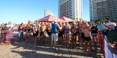 Puerto Vallarta recibió el serial de aguas abiertas