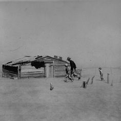 """HowStuffWorks """"Effects of the Dust Bowl"""""""