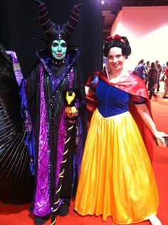 14 Of Our Favorite Cosplays From Disney's D23 Expo