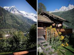 Small Chalet in Chamonix   Stephen's Mazot   Summer Rentals at the Heart of Chamonix   Location au centre de Chamonix, France