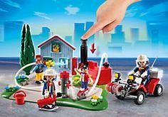Feuerwehr Grosseinsatz - City Action bei