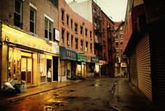Изменчивый Нью-Йорк на снимках молодого фотографа.