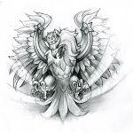 eagle 1 custom tattoo