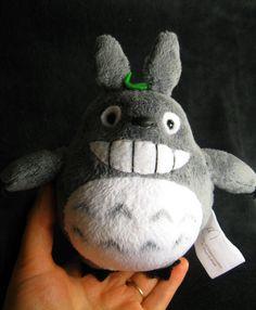 PATTERN Totoro Inspired Plush  PATTERN by JitterBugBark on Etsy, $7.00