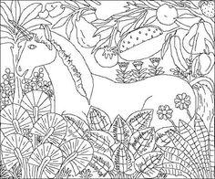 Monet coloring pages.