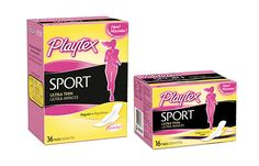Free Playtex Sport Pads, Liners and Combo Packs (US only)