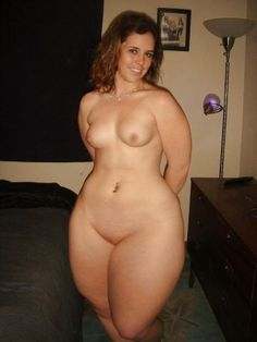 Nude women wide hips