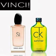 donneinpink - risparmio e fai da te : Giveaway vinci profumi Armani SI e CK Summer