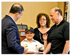 Funeral Fund Blog: Police Funeral Given To New Jersey Boy Who Died Of Cancer.