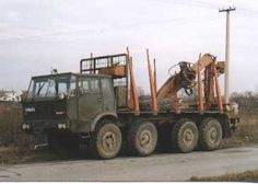 Rubber Tires, Central Europe, Tow Truck, Old Trucks, Eastern Europe, Czech Republic, Motor Car, All Over The World, Offroad