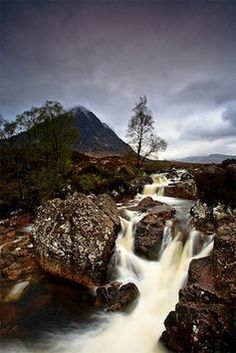 Tips For Better Waterfall Photos