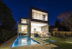Box House by Zouk Architects