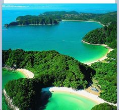 Abel Tasman National Park, New Zeeland.