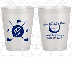Frosted Plastic Cups, Shatterproof Cups, Frost Flex Cups, Custom Frosted Cups, Frosted Cups, Personalized Frosted Cups (325)