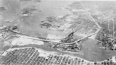 (#9) The Triborough Bridge was thought to have been built by the WPA, Workers Progress Administration. But was actually built by the PWA.