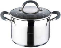 The most complete range of MasterPro Pans are made of premium 18/10 Stainless Steel, they are Strong and very durable. The Complete Induction (FULL DISK INDUCTION) allows direct distribution of heat, minimizing the cooking time and the energy cost of each recipe.   eBay!