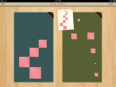 Practice following a sequence of events and discriminating sizes with the Pink Tower app! Note: Like all our apps, this app is not intended to replace the physical materials. It has been used successfully with autistic children to help them practice following a sequence of events.