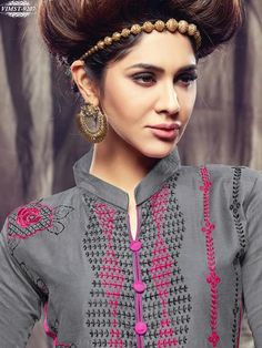 MASTANI-9201 Top Colour, Color, Pink White, Collection, Tops, Dresses, Design, Fashion, Colour