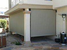 Santa Fe Patio Wind And Solar Screens TM In Buckskin | Patio Wind And Solar  Screens | Pinterest | Patios