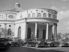 Teatro Municipal de Caracas, 1948.