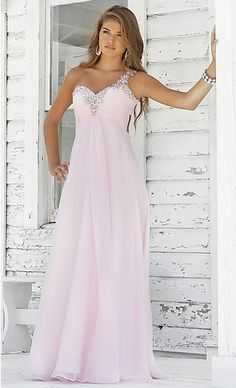 Amazing Long One Shoulder Formal Gown Long Prom Dresses With Loose Fitting Style  P288050.....