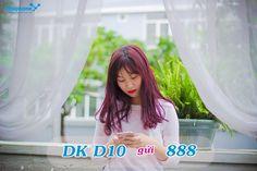 Đăng ký gói 3G ngày D10 Vinaphone, nhận 3GB data