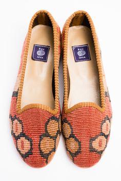 Kilim loafers / Res Ipsa