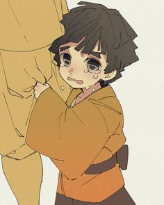 """もつ@眠気 on Twitter: """"… """" Manga Anime, Anime Demon, Anime Art, Demon Slayer, Slayer Anime, Me Me Me Anime, Anime Guys, Armin, Webtoon"""
