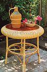 Плетеная мебель - это плетеные гарнитуры, плетеные диваны, плетеные кресла…