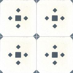 Collection StoneWash - Les motifs - Carreau FAUBOURG SW 10.30 - Couleurs & Matières