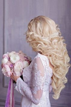 40+ Stunning Wedding Hairstyles For Long Hair